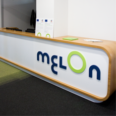 Melon's New Office in Sofia